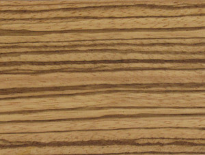 Zebrawood Turning Blanks